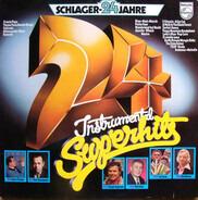 Eddie Calvert,Orchester Paul Mauriat - 24 Schlagerjahre - 24 Instrumental Hits