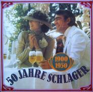 Christiane Kappauf / Jo Baum / Egon Kaiser a. o. - 50 Jahre Schlager - 1900 / 1950
