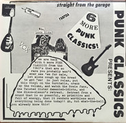 The thunderbirds, the shadows, us kids - 6 More Punk Classics! Straight From The Garage