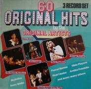 Diana Ross, Alice Cooper, Barry Manilow, a.o. - 60 Original Hits By The Original Artists