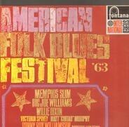 Memphis Slim /Willie Dixon a.o. - American Folk Blues Festival 1963