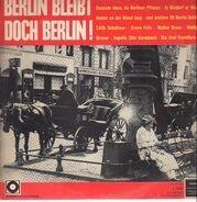 Edith Schollwer / Bruno Fritz / Die Drei Travellers etc. - Berlin Bleibt Doch Berlin
