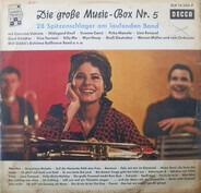 Line Renaud, Drafi Deutscher a.o. - Die Große Music-Box Nr. 5