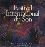 Bach, Mendelssohn, Mozart a.o. - Festival International Du Son 1978
