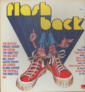 Procol Harum, The Cream, Rubettes a.o. - Flash Back