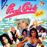 Joyce Sims, Latoya Jackson, Sabrina, u.a. - Fresh Girls