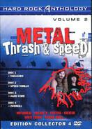 Kreator / Motorhead / Pantera - Hard Rock Anthology Volume 2, Metal Thrash & Speed