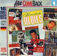Rudi Schuricke / Renè Kollo / Peter Beil a.o. - Hit Come Back • Himmlische Oldies • Nr. 1 • 16 Single Hits 1950 Bis 1961 • Originalaufnahmen