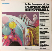 Grover Washington Jr / Weather Report / Nancy Wilson a.o. - In Performance At The Playboy Jazz Festival