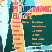 Various - Jazz At The Philharmonic In Europe