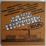 Benny Goodman / Sidney Bechet / Ella Fitzgerald a. o. - Jazz History