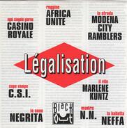 Casino Royale / Modena City Ramblers / Negrita a.o. - Légalisation