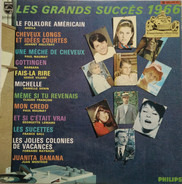 Sheila / Johnny Hallyday / France Gall a. o. - Les Grands Succès 1966