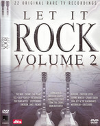 Ten Years After / Humble Pie a.o. - Let It Rock Volume 2