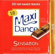 La Bouche / DJ Bobo / Snap a.o. - Maxi Dance Sensation 18