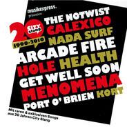 Hole / Calexico / The Notwist a.o. - Musikexpress Präsentiert City Slang 20 1990-2010