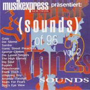 Fugees / Die Sterne / Dog's Eye View a.o. - Musikexpress Sounds Präsentiert: (Sounds) Of 96 Vol. 2