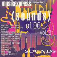 Element Of Crime / Ocean Colour Scene / Spice a.o. - Musikexpress Sounds Präsentiert: (Sounds) Of 96 Vol. 3