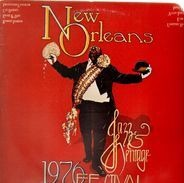 Allen Toussaint, Lee Dorsey a.o. - New Orleans Jazz And Heritage Festival 1976