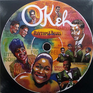 Smiley Lewis / Chuck Willis / Big Maybelle a.o. - Okeh Rhythm & Blues