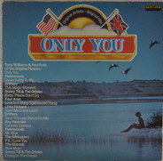 Tony Williams & Paul Robi / Fleetwoods / a.o. - Only You