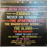 Don Costa, Ferrante & Teicher, Al Caiola a.o. - Original Sound Tracks And Hit Music From Great Motion Picture Themes