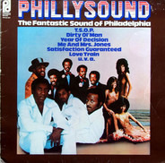 The O'Jays, Billy Paul a.o. - Philly Sound - The Fantastic Sound Of Philadelphia