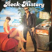Fats Domino / Elvis Presley / Neil Sedaka a. o. - Rock-History