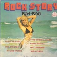 The Platters / The Beach Boys a.o. - Rock Story 1954-1968