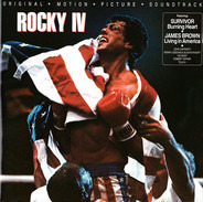 Survivor / James Brown a.o. - Rocky IV - Original Motion Picture Soundtrack