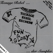 Bluttat, Becks Pistols, Terrorgruppe a.o. - Teenage Rebel ... ... Der Sampler, Volume 1