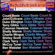 Count Basie / Terry Gibbs / John Coltrane a.o. - The Definitive Jazz Scene Volume 1