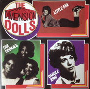 The Cookies, Carole King a.o. - The Dimension Dolls