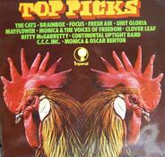 Focus, The Cats a.o. - Top Picks