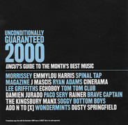 Ryan Adams, Echoboy, Emmylou Harris - Unconditionally Guaranteed 2000 (Uncut's Guide To The Month's Best Music)