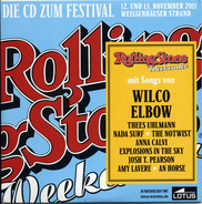 Wilco / Amy Lavere / Thees Uhlmann a.o. - Weekender 2011 - Die CD Zum Festival