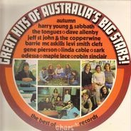 Various Artists - Great Hits of Australia's Big Stars!