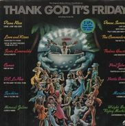 Diana Ross, Donna Summer, The Commodores... - Thank God Its Friday OST