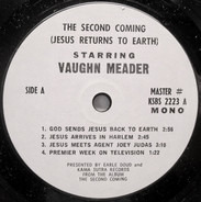 Vaughn Meader - The Second Coming (Jesus Returns To Earth)