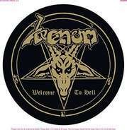 Venom - Welcome To Hell -PD/Ltd-