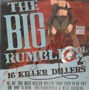 Ventures, Sonics, Lightnin' Hopkins - The Big Rumble Vol. 2