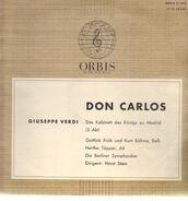 Verdi - H. Stein w/ Berliner Symphoniker - Don Carlos