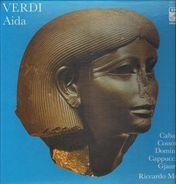 Verdi/ Riccardo Muti, Caballé, Cossotto, P. Domingo, Cappuccilli - Aida