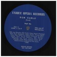 Verdi - DON CARLO