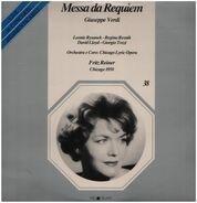 Verdi / Fritz Reiner, Chicago Lyric Opera - Messa de Requiem - Chicago 1958