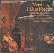 Verdi/ Carreras, L. Cardelli, ORF Symphony Orch.,Cappuccilli - I DUE FOSCARI