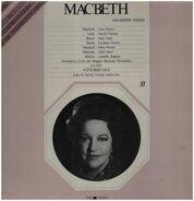 Verdi / Petrof, Varnay, Tajo a.o.; Vittorio Gui - Macbeth