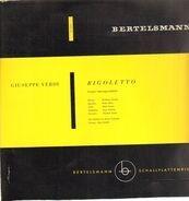 Verdi/ W. Kmentt, Orchester der Wiener Volksoper - Rigoletto