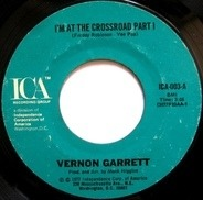Vernon Garrett - I'm At The Crossroad