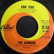Vic Damone - Ebb Tide / My Heart Will Tell You So